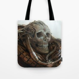The Timetraveller II Tote Bag