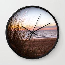 Rota Spain Beach 10 Wall Clock