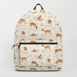 Wildflower Fawn Backpack