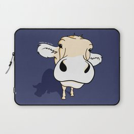 your friend 'Cow' Laptop Sleeve
