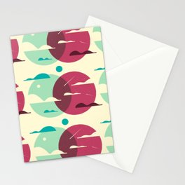 Pencil Scapes 13 Stationery Cards