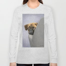 """""""Oh, You're Home..."""" Long Sleeve T-shirt"""