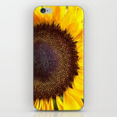 Center of the Sun iPhone & iPod Skin