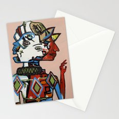 Dispositionism Stationery Cards