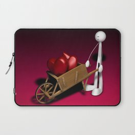 Barrow of Love Laptop Sleeve