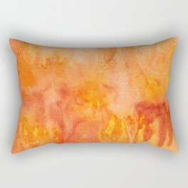 Abstract No. 250 Rectangular Pillow