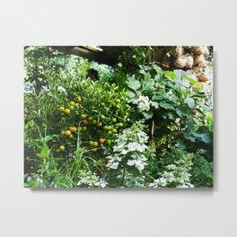 Marché aux fleurs - Paris Metal Print