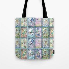 Many Fairies Molly Harrison Fantasy Art Tote Bag