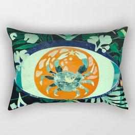 Third Eye Zodiac, Cancer Rectangular Pillow
