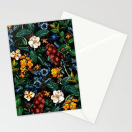 Mysterious Garden II Stationery Cards