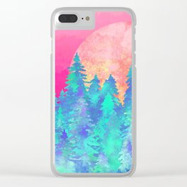 That Pacific Northwest Feeling Clear iPhone Case