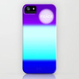 uksteffie1-PEACE iPhone Case