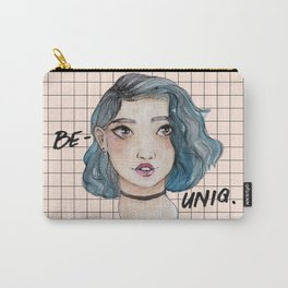 Be Uniq. Carry-All Pouch