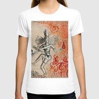 shiva T-shirts featuring Shiva by Maithili Jha