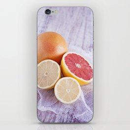 Cítricos II iPhone Skin