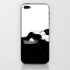 Rowing to you iPhone & iPod Skin