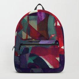 reflective torsion Backpack