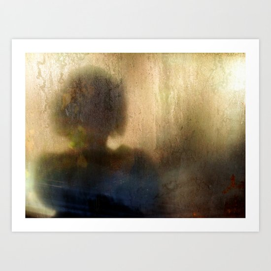 Fine Art Photograph Called Rainy Wish Art Print
