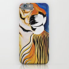 Golden Tiger Slim Case iPhone 6s