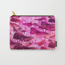 BUTTERFLY HOTHOUSE Carry-All Pouch