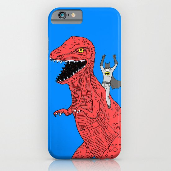 Dinosaur B Forever iPhone & iPod Case by Isaboa