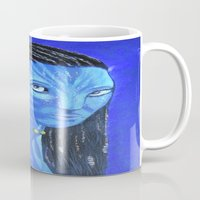 avatar Mugs featuring Avatar by maggs326