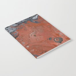 River of Lava Notebook