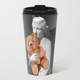 La venere con l'orsachiotto Travel Mug