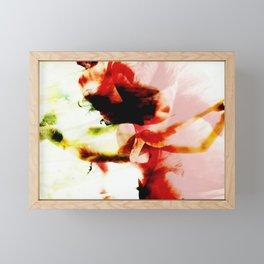 Nude Poppy Framed Mini Art Print