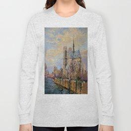 Spring in Paris Long Sleeve T-shirt