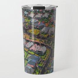 Urban Sprawl Travel Mug