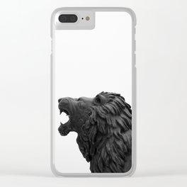 Skopje Clear iPhone Case