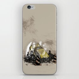 Where is? daddy iPhone Skin