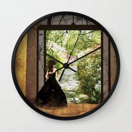 Brahm's Cello Sonata No. 1 in E Minor Wall Clock