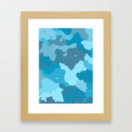 Baby Blues Framed Art Print