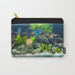 Aquarium fishes  Carry-All Pouch