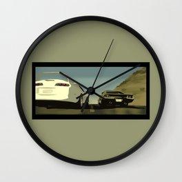 For Paul Wall Clock