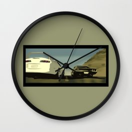 For Paul Wall Clock