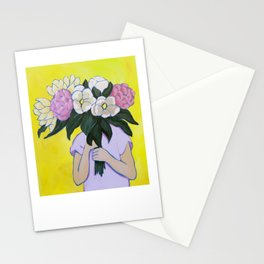 Posy I / Blooms Stationery Cards