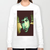 dylan Long Sleeve T-shirts featuring Dylan by SLIDE