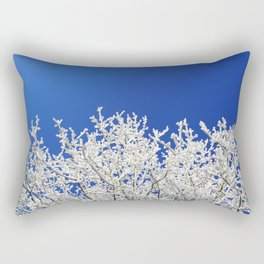 Hoarfrost Rectangular Pillow