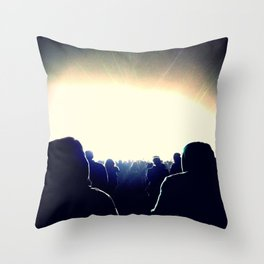 The Great Communicator  Throw Pillow