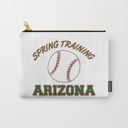 Baseball Spring Training 2018 Arizona Carry-All Pouch