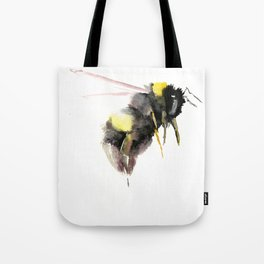 Bumblebee, bee art, bee design Tote Bag