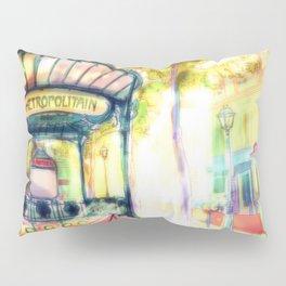 Métro Pillow Sham