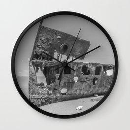 HMQS Gayundah Wall Clock