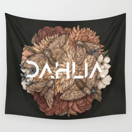 DAHLIA OFFICIAL DEBUT Wall Tapestry
