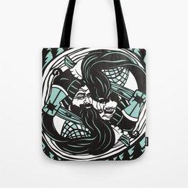 Astrology Northwest: Gemini Tote Bag