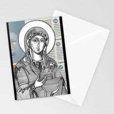 Madonna of Today's Horoscope Stationery Cards