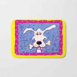 Unburied Treasure Bath Mat